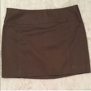 Express Mini Skirt Size 6